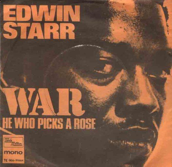 Edwin Starr's War