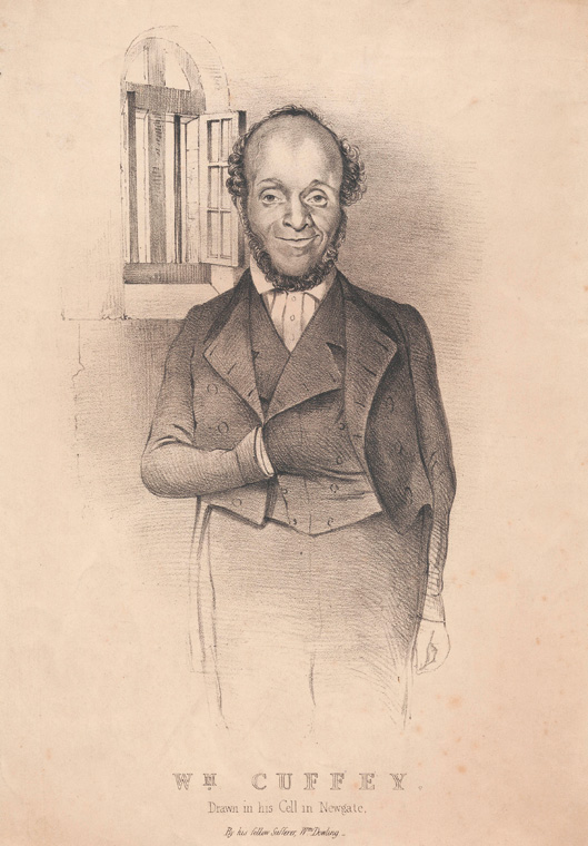 William Cuffay, by William Paul Dowling