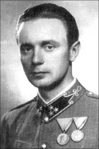 Sandor Kapiro during World War II