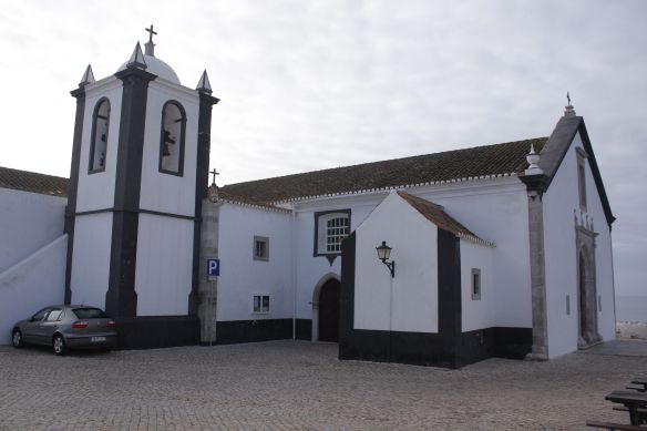 Church, Cacela Velha, 11 April 2012