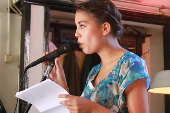 Amber-Helena Reisig, Leiden, 9 September 2012
