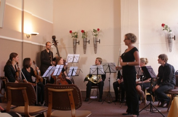 Het Nonet, Leiden, Plymouth Brethren church, 9 September 2012
