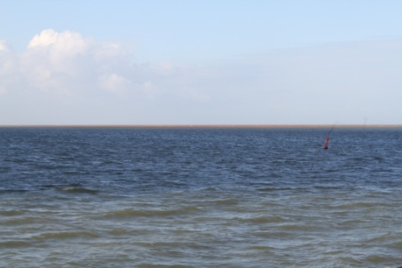 South west coast of Schiermonnikoog, 28 September 2012