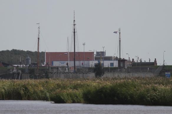 Zoutkamp harbour, 30 September 2012