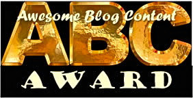 Awesome Blog Content Award