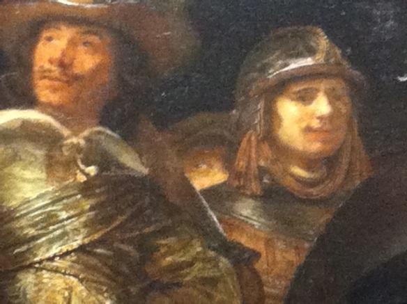 Rembrandt, Night Watch, Rijksmuseum