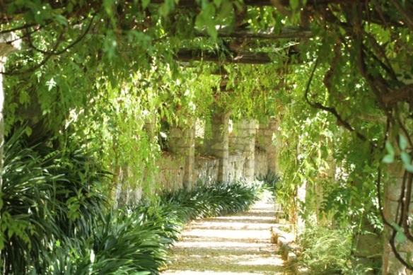 Hanbury Botanical Gardens, Italy, 16 September 2013