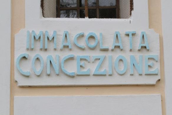 Bussare, Italy, church name, 17 September 2013