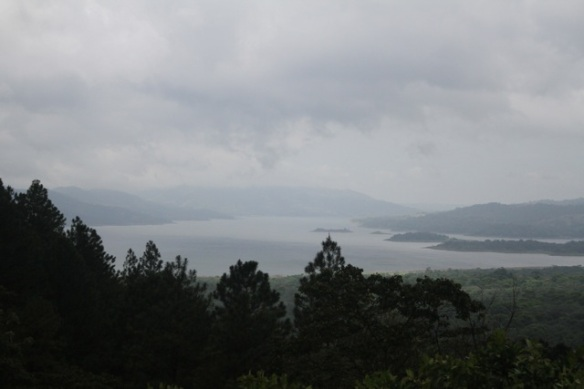 Lake Arenal, 20 March 2014