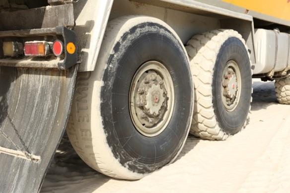 Vliehors Express tyres, 29 September 2015