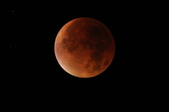 Blood moon, 28 September 2015