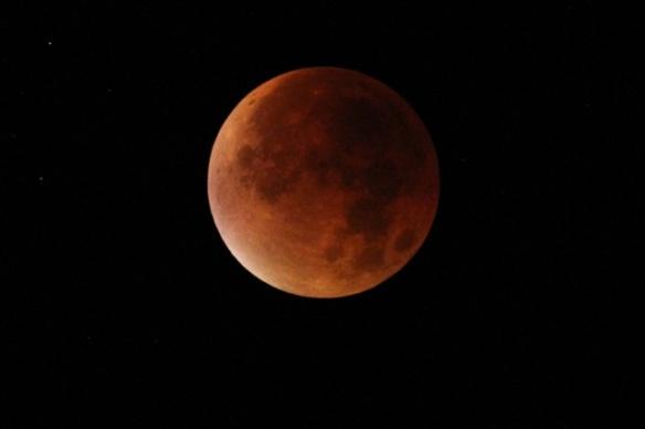 Blood moon, 28 September 2015