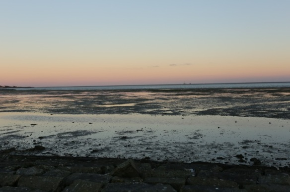 Wadden Sea, 1 October 2015