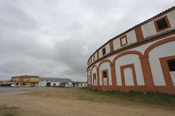Trujillo, bullring, 11 April 2016