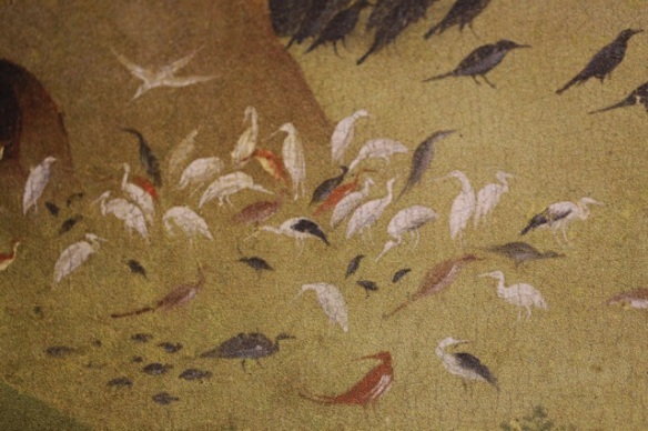 Birds by Hieronymus Bosch