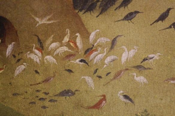 Birds by Hieronymus Bosch