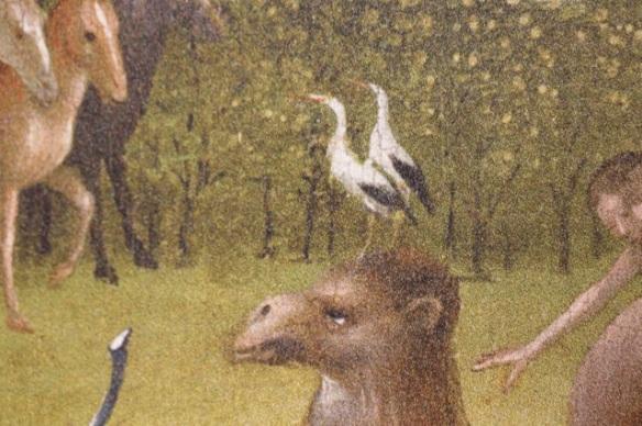 Camel, by Hieronymus Bosch