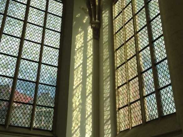 Hooglandse kerk windows, 10 September 2016