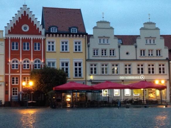 Greifswald on 1 October-2016