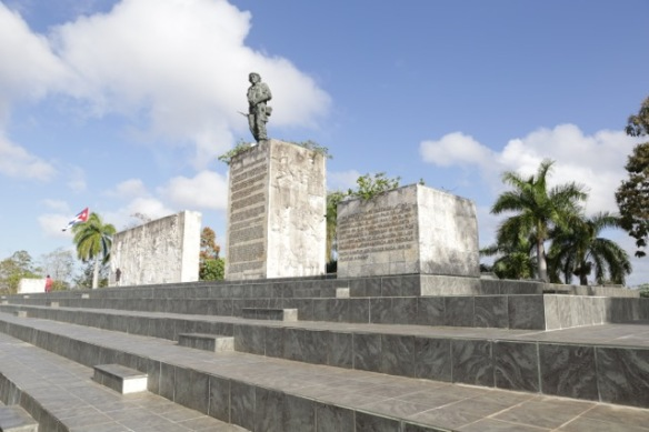 Che Guevara mausoleum, 9 March 2017
