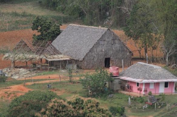 Farm buildings, on 6 March 2017
