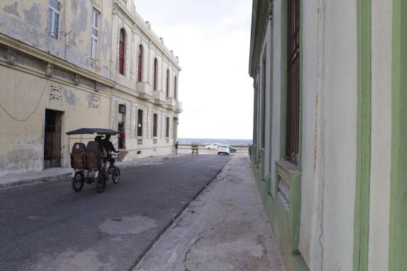 Havana bike taxi, on 15 March 2017
