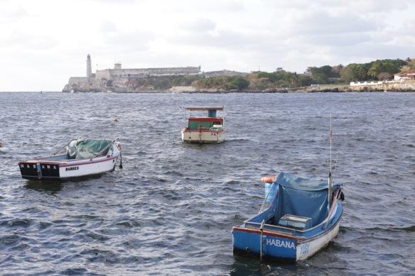 Havana boats, 15 March 2017