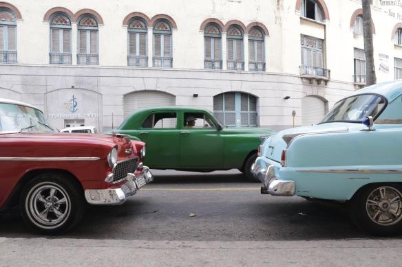 Havana cars, 15 March 2017