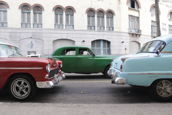 Havana cars, 15 March 2017
