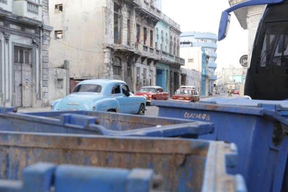 Havana cars, on 15 March 2017