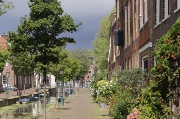 Canal, Leiden, 13 August 2017