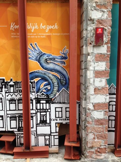 Den Bosch dragon, 10 August 2017