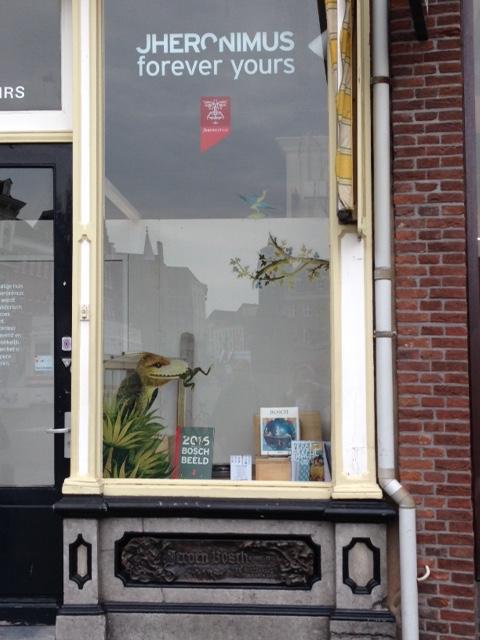 Hieronymus Bosch, window, 10 August 2017