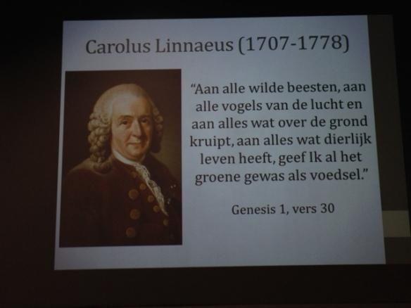 Linnaeus, 11 August 2017