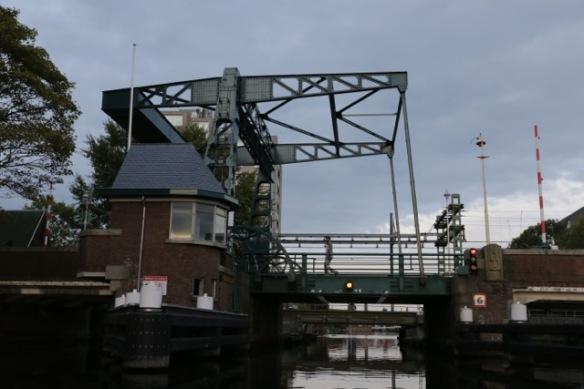 Bridge, on 17 September 2017