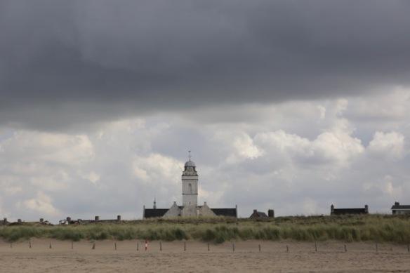 Katwijk aan Zee, church, on 17 September 2017