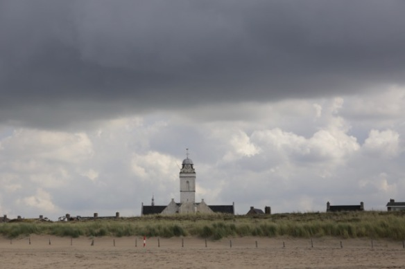 Katwijk aan Zee, church, on 17 September 2017