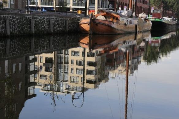 Katwijk aan Zee, inland port, 17 September 2017