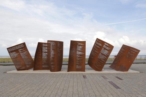 Katwijk aan Zee, monument, 17 September 2017