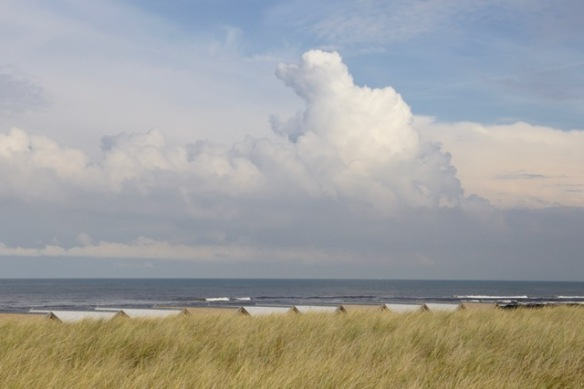 Katwijk aan Zee, North Sea, 17 September 2017