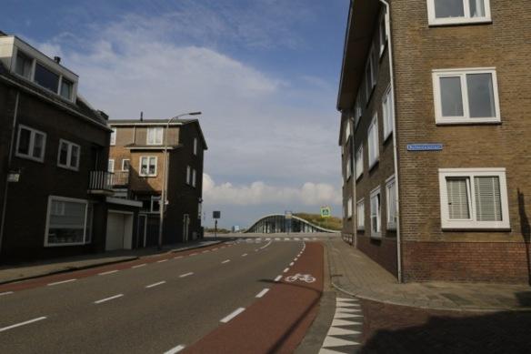 Katwijk aan Zee, street, 17 September 2017