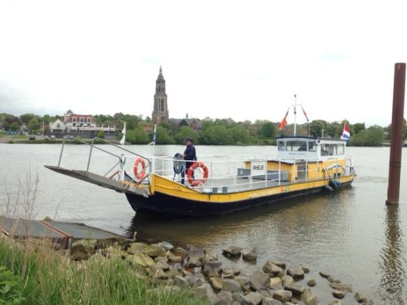 Ferry, 28 April 2018