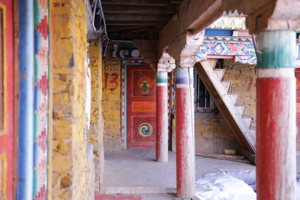 Pamuling Tibetan Buddhist monastery #13, 3 April 2018