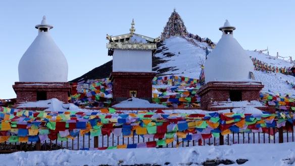 Stupas, 3 April 2018