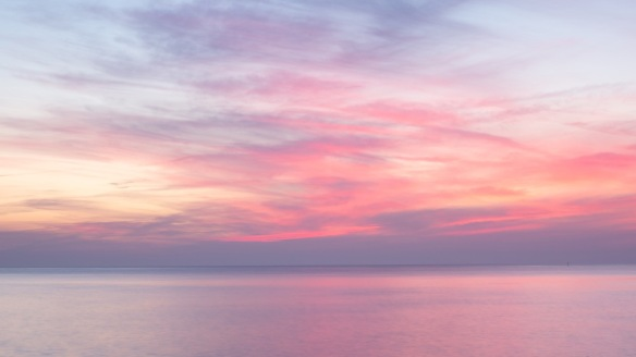 Sunrise, 10 October 2018