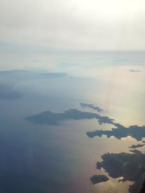Aegean sea, 18 April 2019