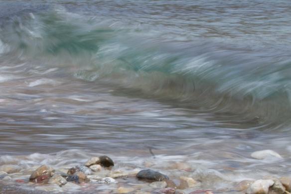 Eristos beach, on 26 April 2019