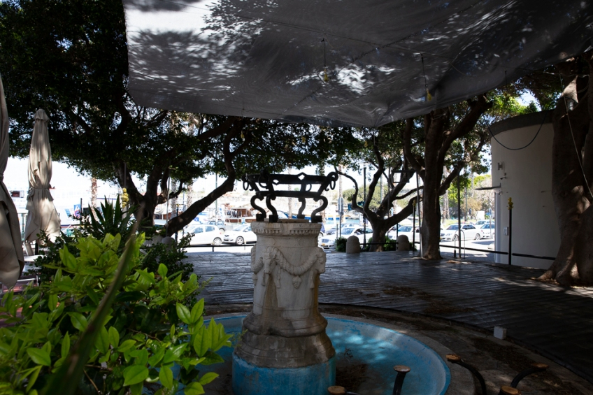 Kos fountain, 18 April 2019
