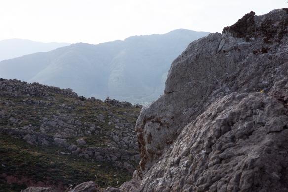Mountains near Mikro Chorio, 1 May 2019