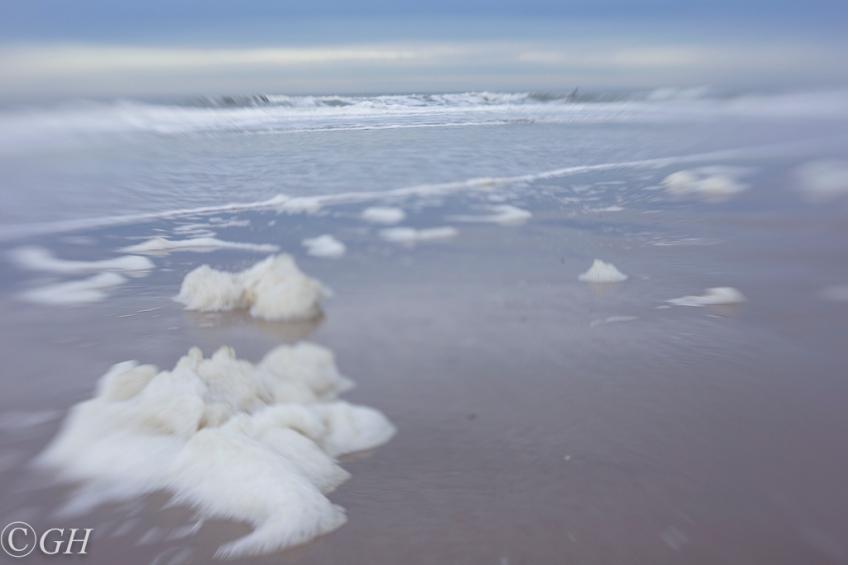 Foam, Schoorl 20 January 2020
